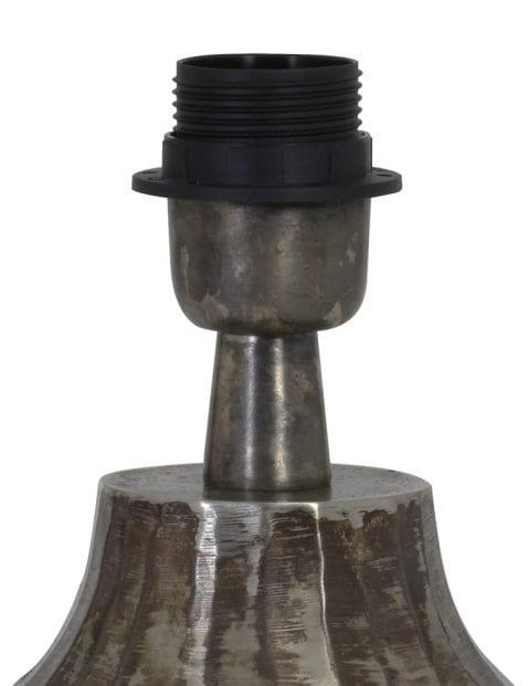 Aardewerk-lampenvoet-grijs-12cm-2075ZW-1
