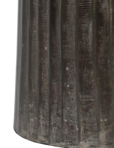 Aardewerk-lampenvoet-grijs-19cm-2077ZW-2