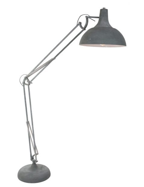 Betonlook vloerlamp-7633GR