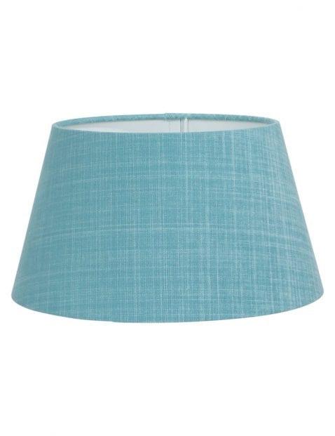 Blauwe lampenkap-K6004ZS