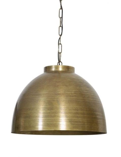 Bronze strakke hanglamp-1990BR
