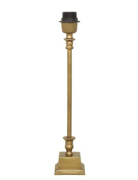 Bronzen lampenvoet-1666BR