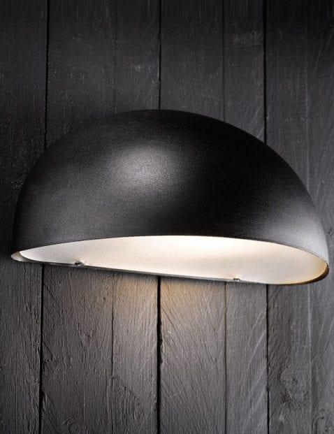 Buitenlamp-halve-ronding-2369ZW-1