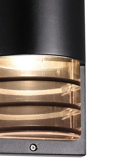 Buitenlamp-met-rooster-2332ZW-2
