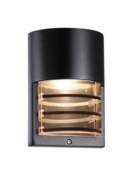 Buitenlamp met rooster-2332ZW
