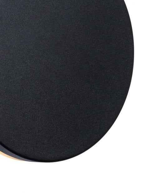 Buitenlamp-ronde-cirkel-zwart-2302ZW-3