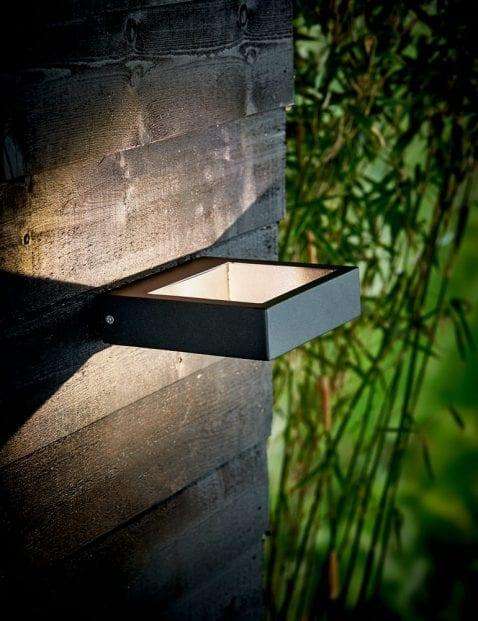 Buitenlamp-vierkant-zwart-2142ZW-1