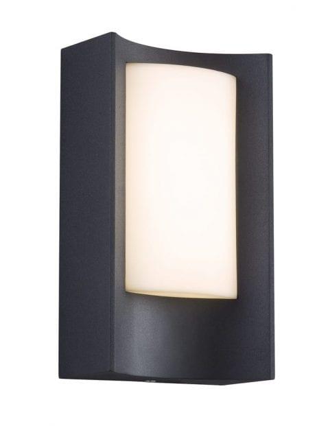 Buitenlamp wand zwart-2140ZW