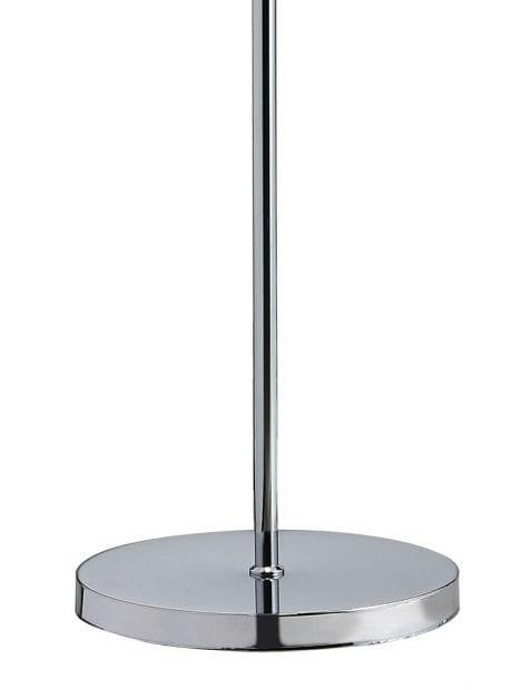 Chromen-vloerlamp-met-witte-kap-2354CH-3