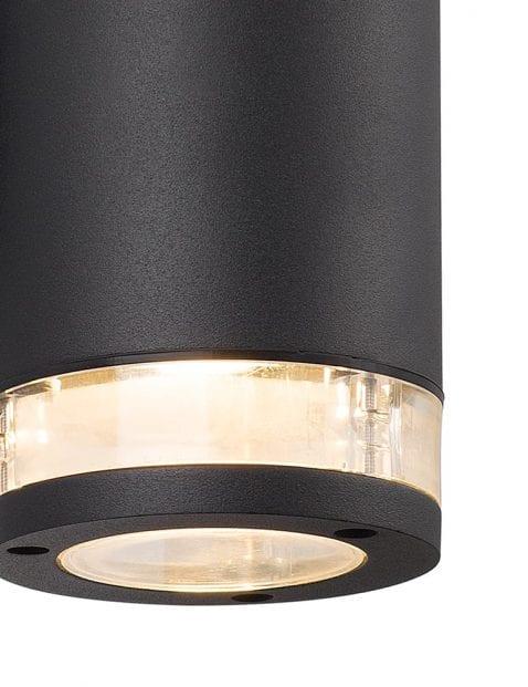 Cilinder-buitenlamp-zwart-2149ZW-2