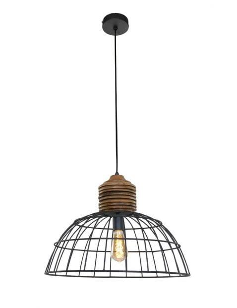 Draad-hanglamp-met-hout-1686GR-6