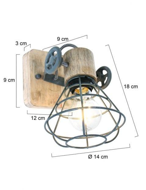 Draad-wandlamp-1578GR-4