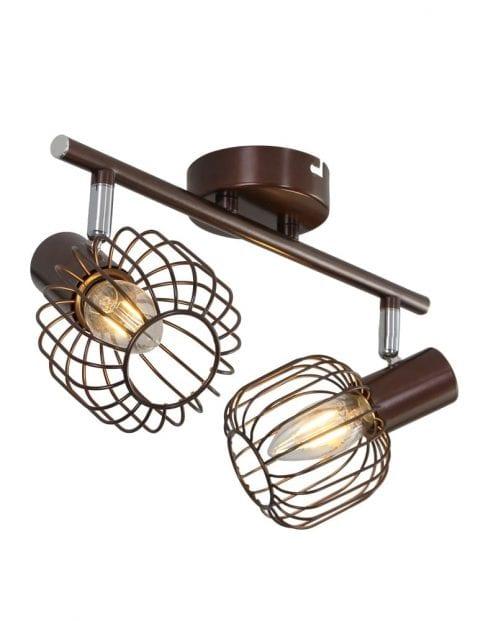 Draadlamp plafond-1712B