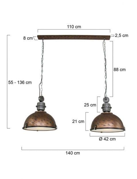 Dubbele-industriele-hanglamp-7979B-7