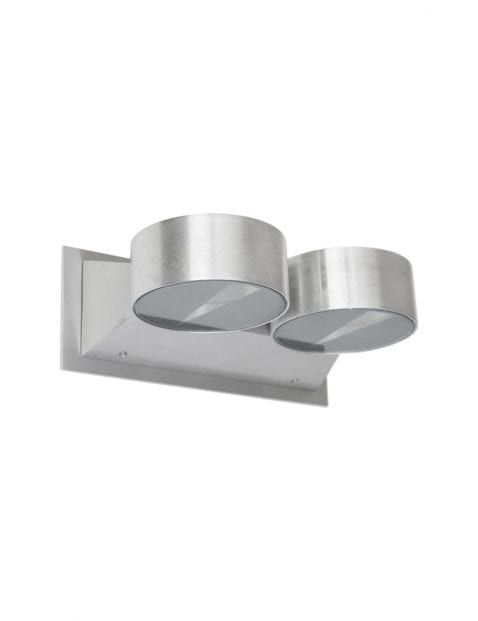 Dubbele wandlamp-7524ST