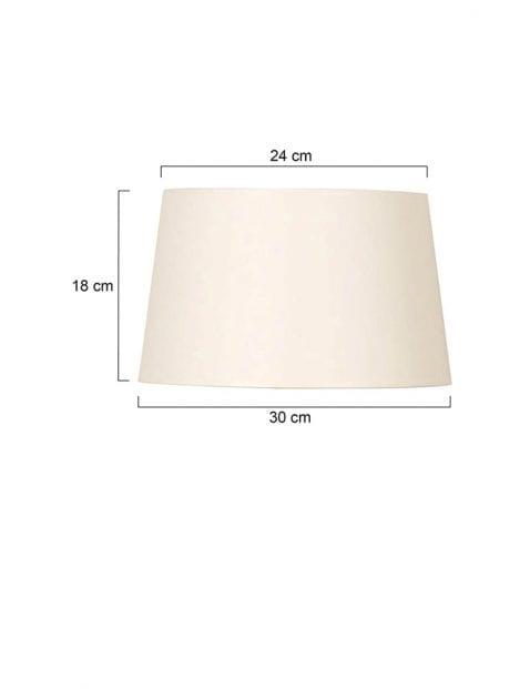 Effen-lampenkap-creme-K58941S-1