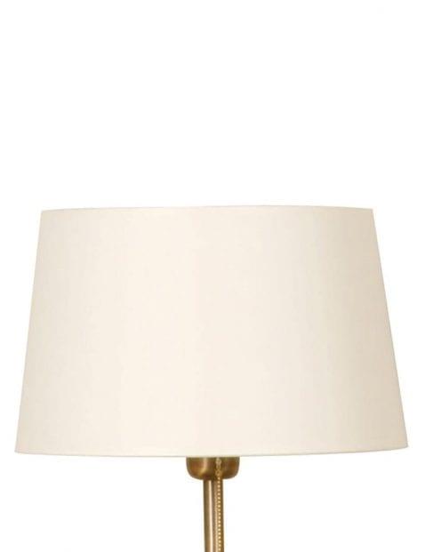 Effen lampenkap creme-K58941S