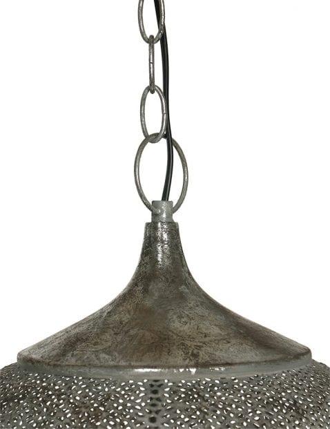 Egyptische-hanglamp-zilver-1691ZI-1