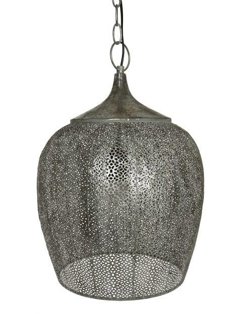 Egyptische-hanglamp-zilver-1691ZI-3