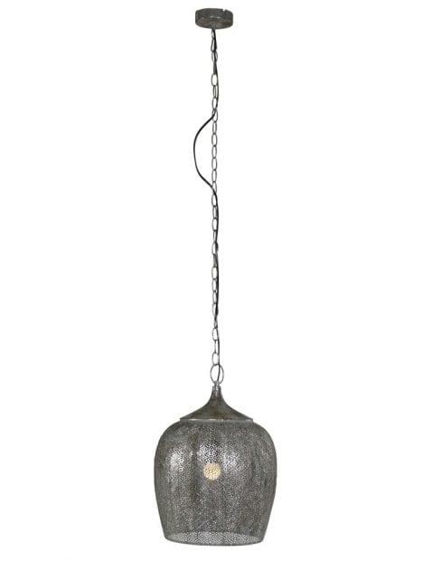 Egyptische-hanglamp-zilver-1691ZI-5