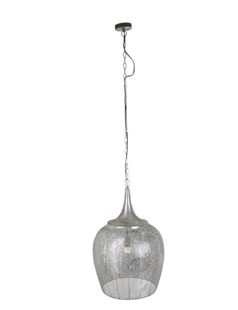 Egyptische-hanglamp-zilver-1692ZI-6