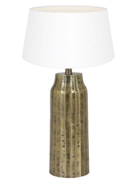 Gouden lampenvoet-9285GO