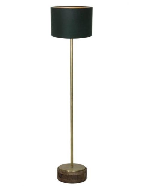 Gouden staande  lampenvoet-9302BR