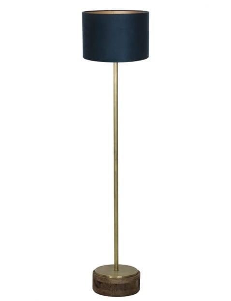 Gouden staande  lampenvoet-9303BR