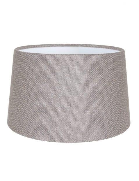 Grijze lampenkap-K1116LS