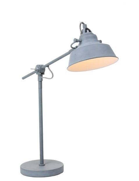 Grijze tafellamp-1321GR