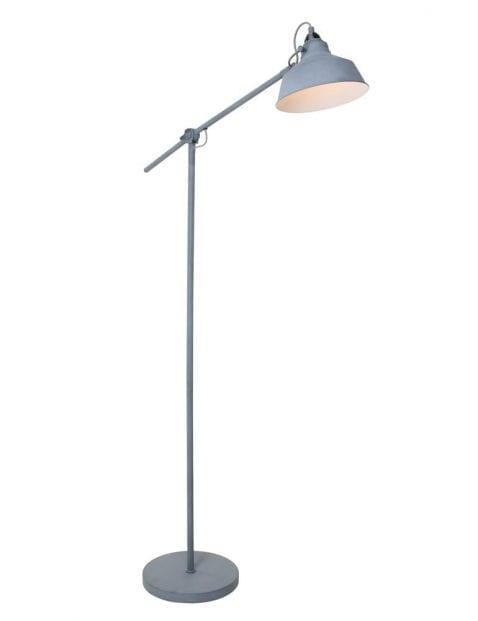 Grijze vloerlamp-1322GR