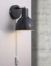 Grijze-wandlamp-industrieel-2348GR-1