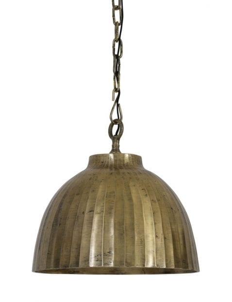 Grote gouden hanglamp-2038GO
