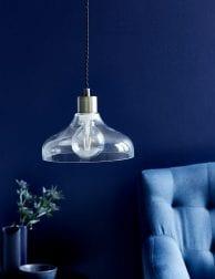 Hanglamp-glazen-kap-2138BR-1