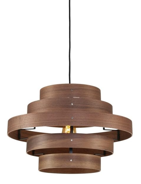 Hanglamp hout design-2118ZW