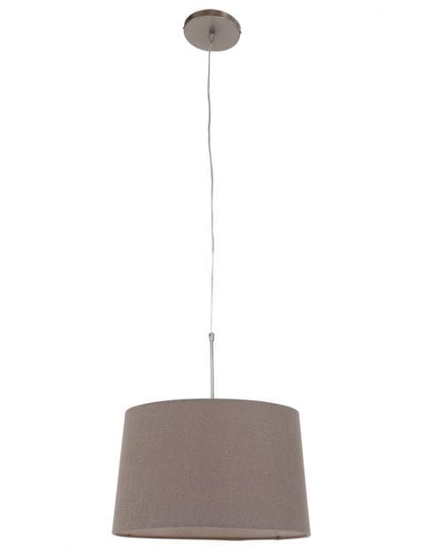 Hanglamp-met-taupe-kap-9835ST-4