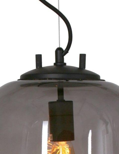 Hanglamp-rookglas-2123ZW-1