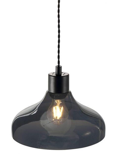Hanglamp rookglas-2139ZW