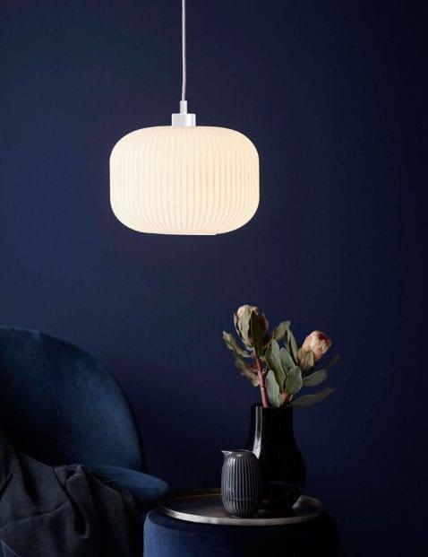 Hanglamp-wit-glas-2328W-1