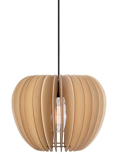 Houten draadlamp-2387BE