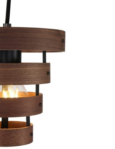 Houten-hanglamp-zwart-2119ZW-1
