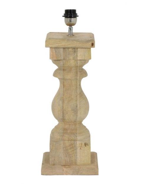 Houten lampenvoet-1539BE