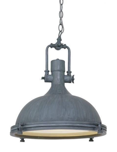 Industriele hanglamp betonlook-7636GR