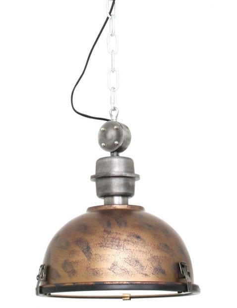 Industriele hanglamp eettafel-7978B