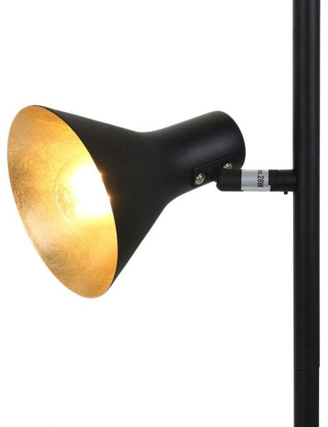 Industriele-vloerlamp-tweelichts-1627ZW-1