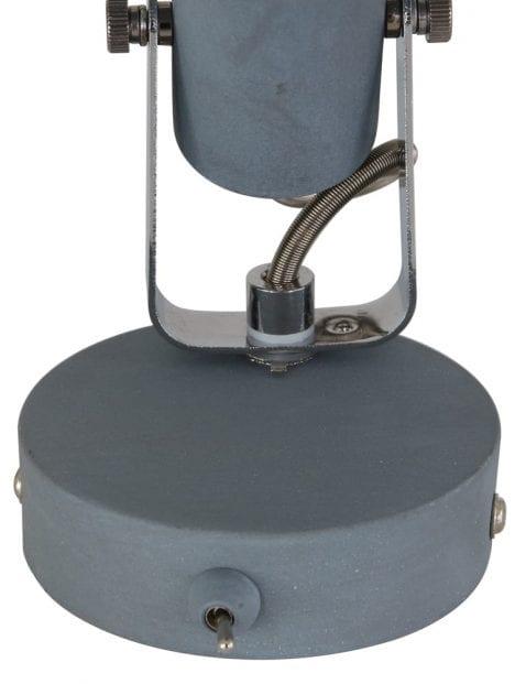 Industriele-wandlamp-met-gaatjes-1723GR-2