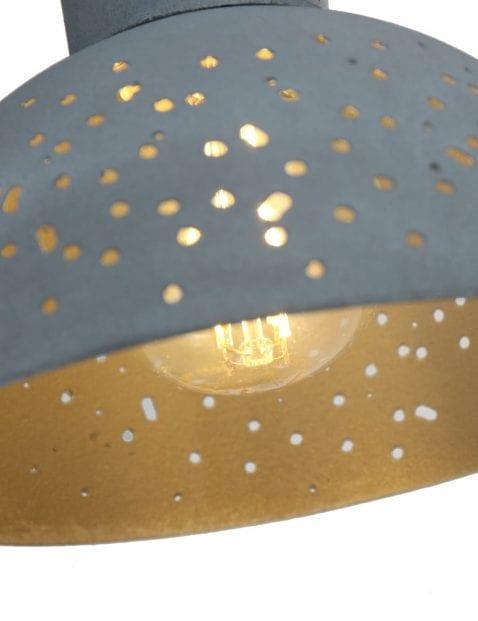 Industriele-wandlamp-met-gaatjes-1723GR-3