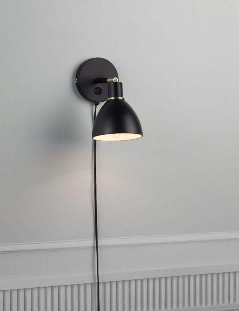 Industriele-wandlamp-zwart-met-goud-2349ZW-4