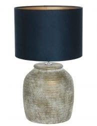 Keramiek lampenvoet-9189BR
