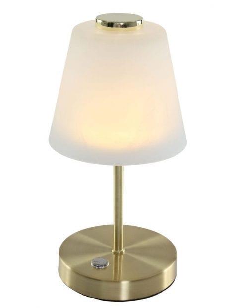 Klassiek tafellampje goud-1650ME